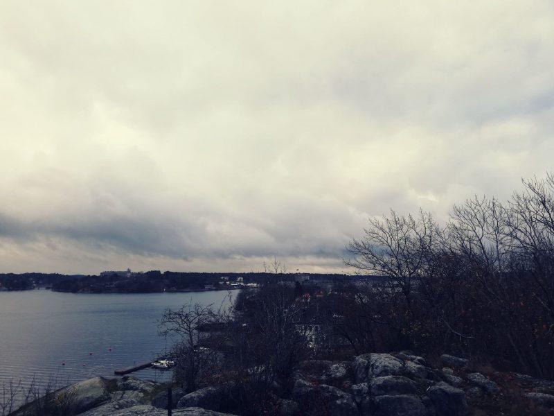 View in Vaxholm